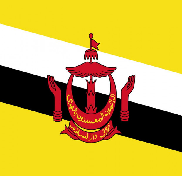 Brunei deports 2 expats over disrespect for country's flag