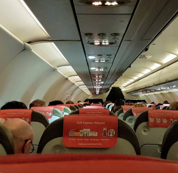 Coronavirus: The air in aircraft cabins is actually much fresher than in your home or office