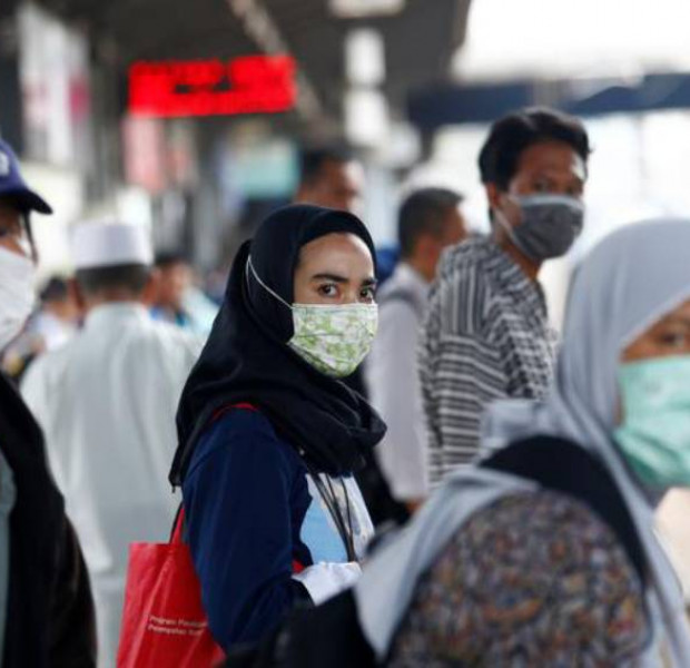 Suspected COVID-19 patient in Indonesian province tests negative