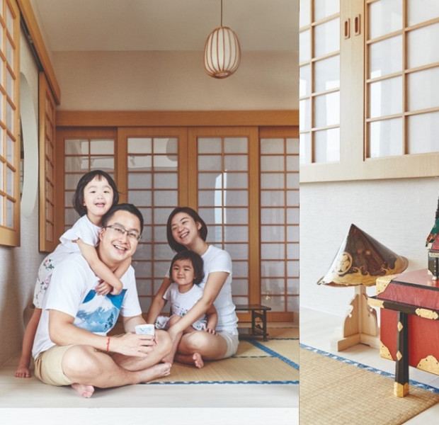 House tour: A zen Japanese ryokan-like condo apartment in Sengkang