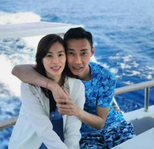 Lee Chong Wei's Valentine's Day post to wife is really heartwarming