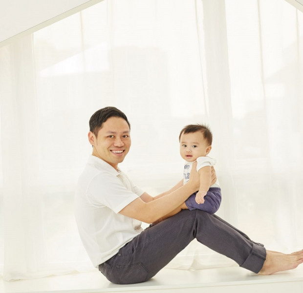 Money Muse: Always invest in and pay yourself first, says young dad