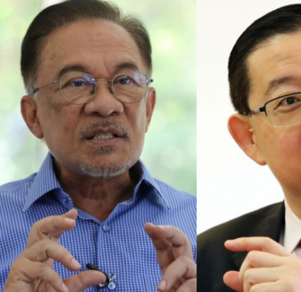 Anwar, Lim Guan Eng looking to confront PM Mahathir amid reported realignment in Malaysia's political landscape