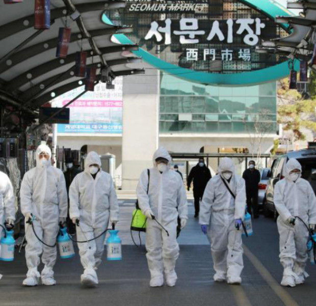 South Korea reports 60 new coronavirus cases, raising total to 893