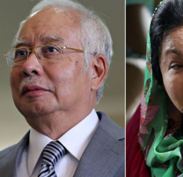Former Malaysian PM Najib and wife Rosmah to appear on Netflix documentary about corruption