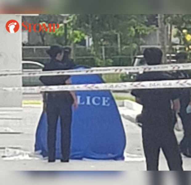 Boy, 3, found dead at foot of Ang Mo Kio block