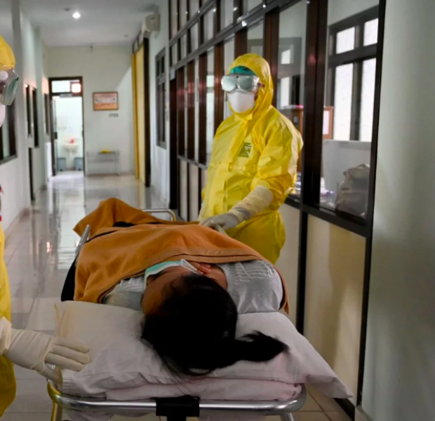 In 'virus-free' Indonesia, outbreak fears stoke panic buying frenzy