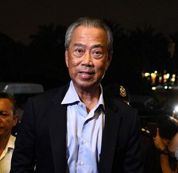 Muhyiddin Yassin to be Malaysia's next prime minister: Palace statement