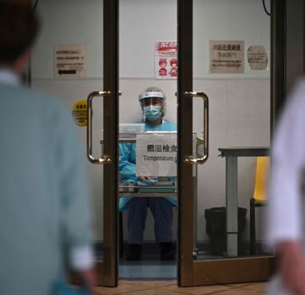 Hong Kong reports second coronavirus fatality