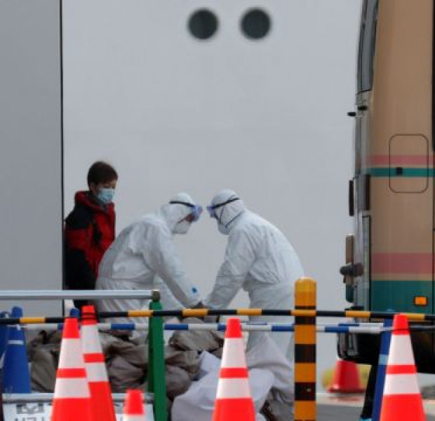 2 passengers from coronavirus-hit cruise ship in Japan die as public criticism grows