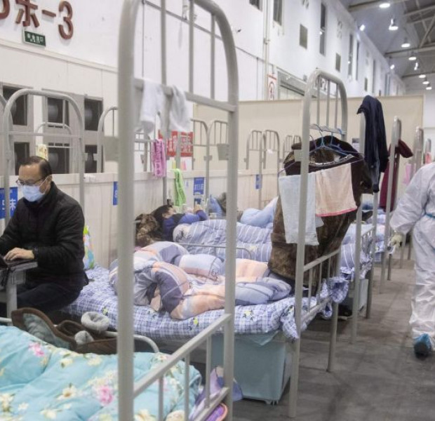 Coronavirus: China reports 109 new deaths and 397 new confirmed cases