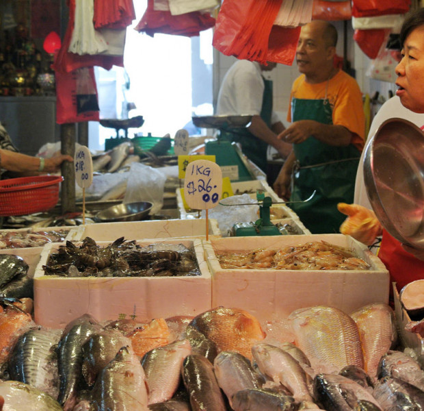 Wet market price surprise