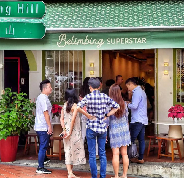 Peranakan 'cai png' eatery Belimbing Superstar shutters, staff shocked by sudden closure