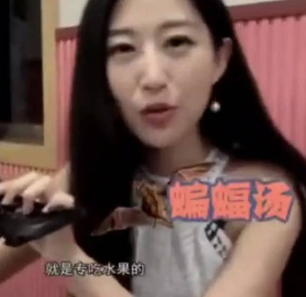 Chinese online host apologises for travel show plug for 'tasty' bats