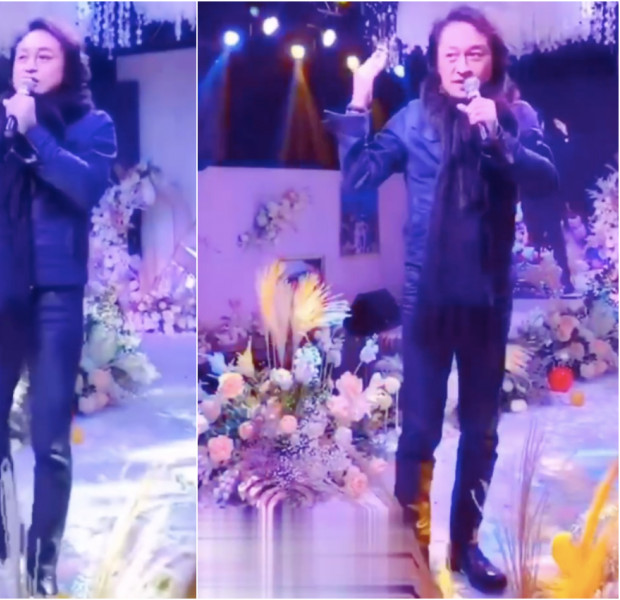 Gossip mill: Former leading man Ma Jingtao spotted singing at a village wedding dinner - and other entertainment news this week