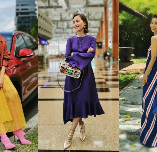 5 style tips inspired by local actress Zoe Tay
