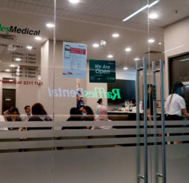 Raffles Medical investigates photo of patient's NRIC amid claims of Wuhan virus case at its clinic