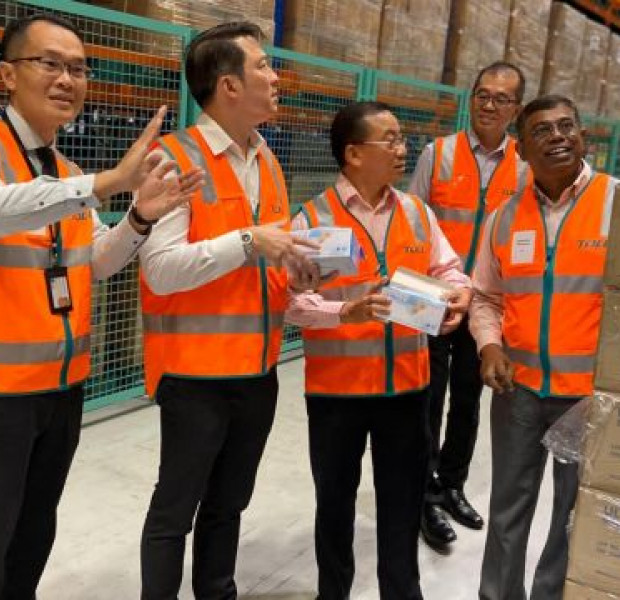 Supply of masks in Singapore sufficient, no need to rush to buy them: Lam Pin Min