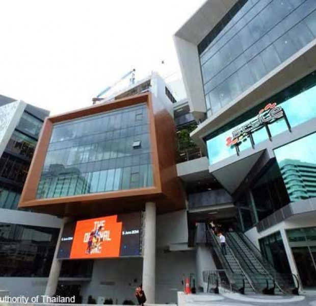 A shopper's paradise at Bangkok's newest mall Siam Square One