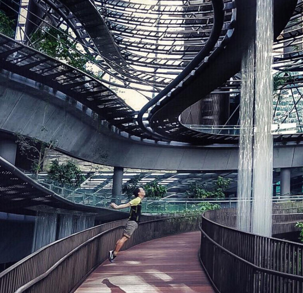 10 places in Singapore that look right out of a sci-fi movie -  2 of which are Westworld filming locations