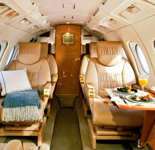 Hire a private jet for your next holiday from Singapore for as low as $363 per flight hour