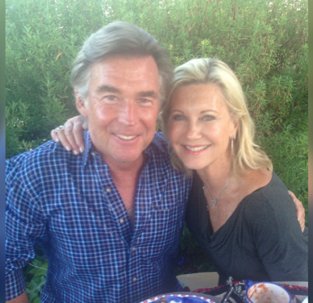 Olivia Newton-John proposed after taking hallucinogen
