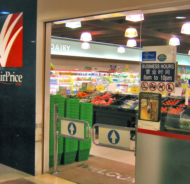 Does NTUC FairPrice live up to its name? A survey of FairPrice house-brand prices