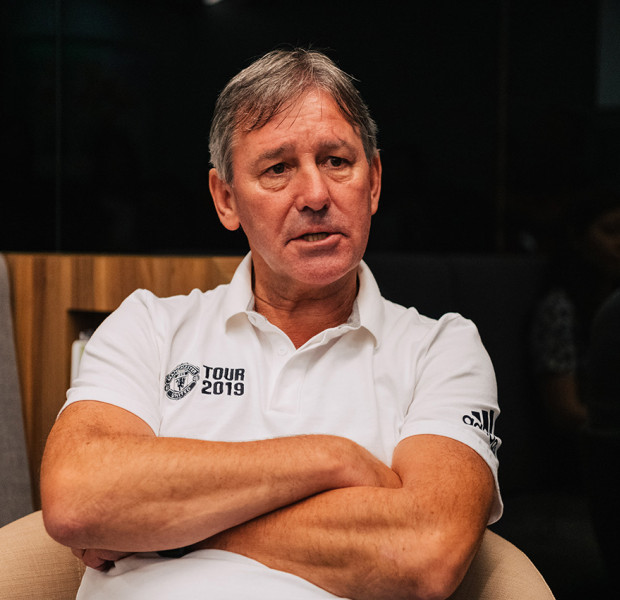 Original 'Captain Marvel' Bryan Robson: My grandson can't understand why people call me that