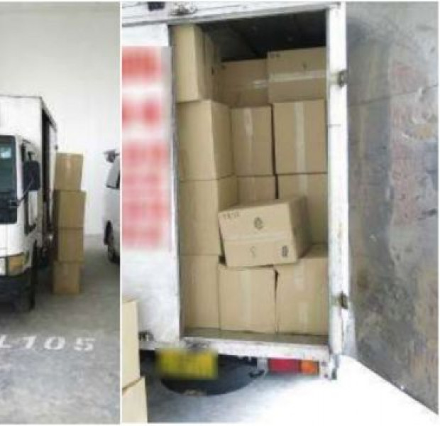 Man caught smuggling contraband cigarettes for the fourth time jailed 3½ years, fined $10m