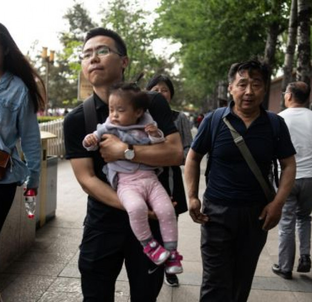 China's Liaoning province considers 'three-child policy' to halt population decline