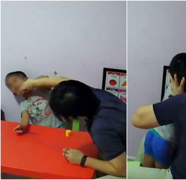 AutismSTEP says therapist who manhandled boy with special needs in viral video has been sacked