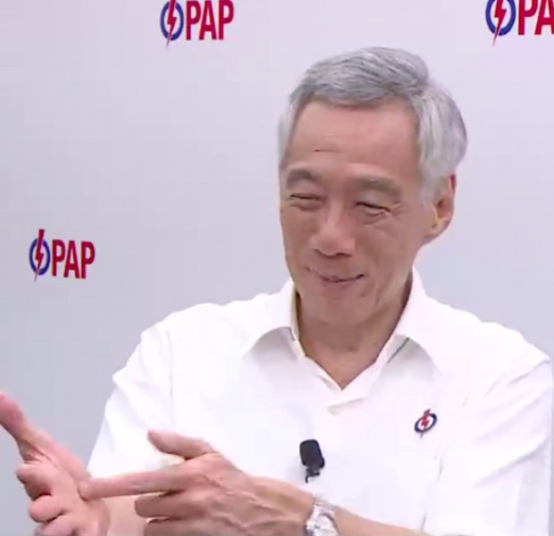 'Once you've spoken, it's on the record': PM Lee shares how nothing is secret in politics today