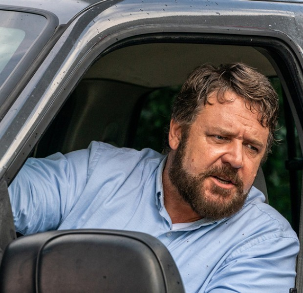 Russell Crowe, road rage stalker in new movie Unhinged, says anger has become prevalent in Western society