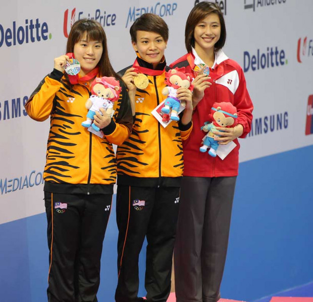 SEA Games: Malaysians win first 2 diving gold