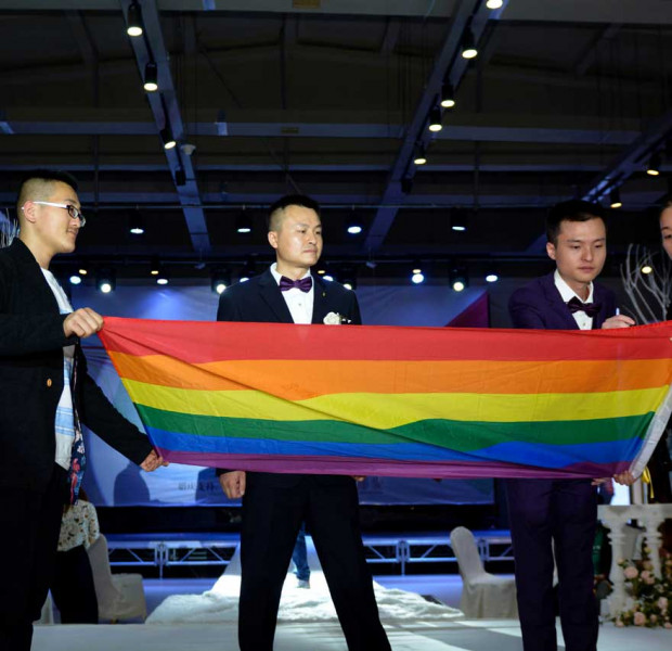 Big cities in China show more tolerance toward LGBT cultures