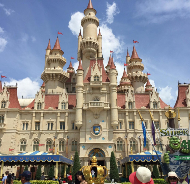 Universal Studios Singapore ranked top theme park in Asia, but some can't believe it