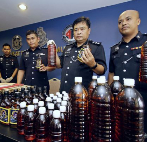 Six in Penang dead after drinking cheap liquor