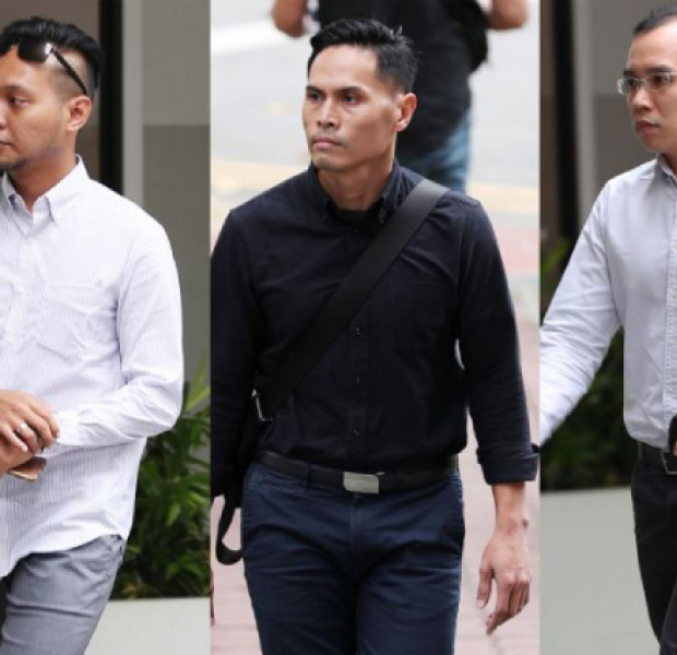 SCDF ragging incident: Witness says he told NSF that it's enter pump well or risk being pushed