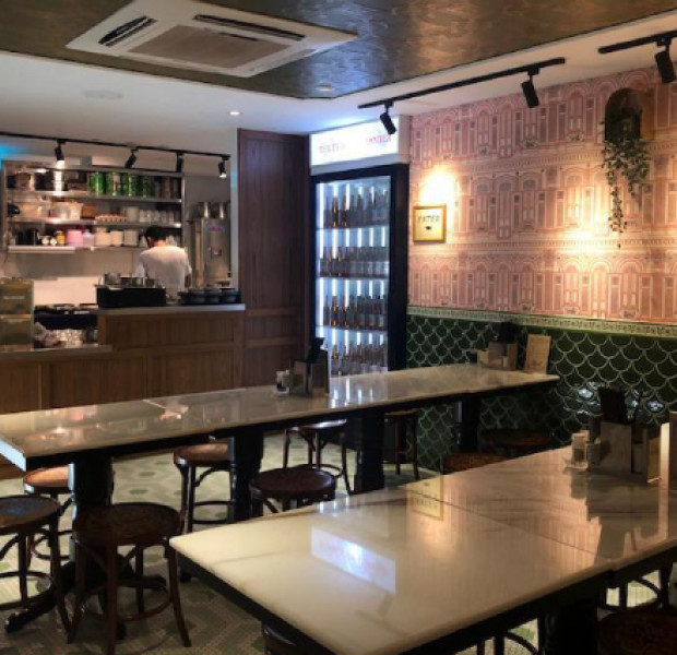 The Dragon Chamber: This speakeasy-style Chinese restaurant and bar camouflages as a kopitiam