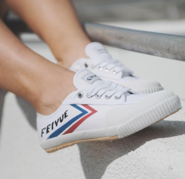 How Feiyue, shoes of Shaolin monks, are making a comeback
