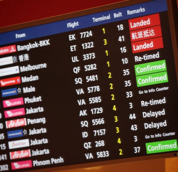 Top 'virus hot zone' at airports: Plastic bins used at security