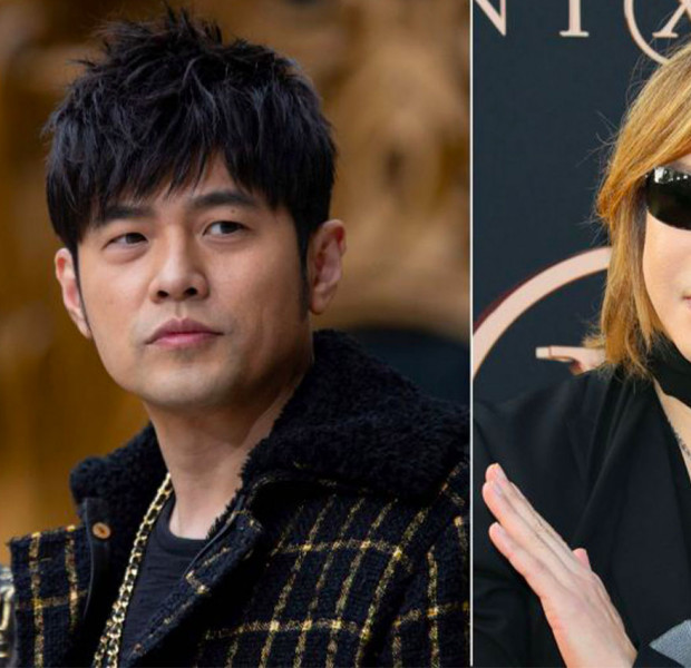 Jay Chou, X Japan drummer Yoshiki slammed for socialising with Jackie Chan