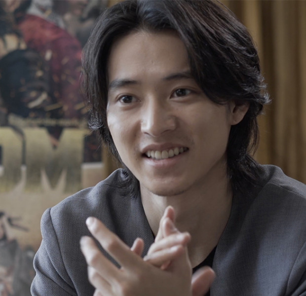 Kingdom star Kento Yamazaki would love to visit Singapore again