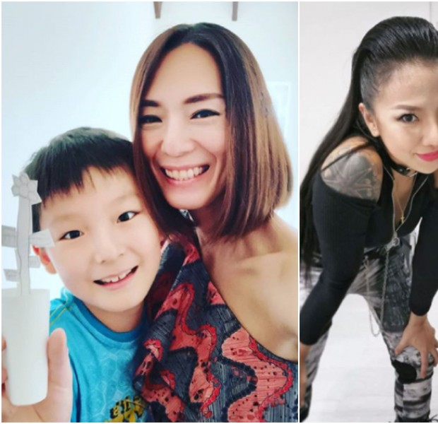 5 celebrity single mums in Singapore who defy the odds