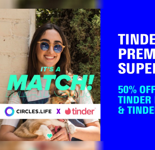Circles.Life and Tinder don't want you to be alone as we begin reopening