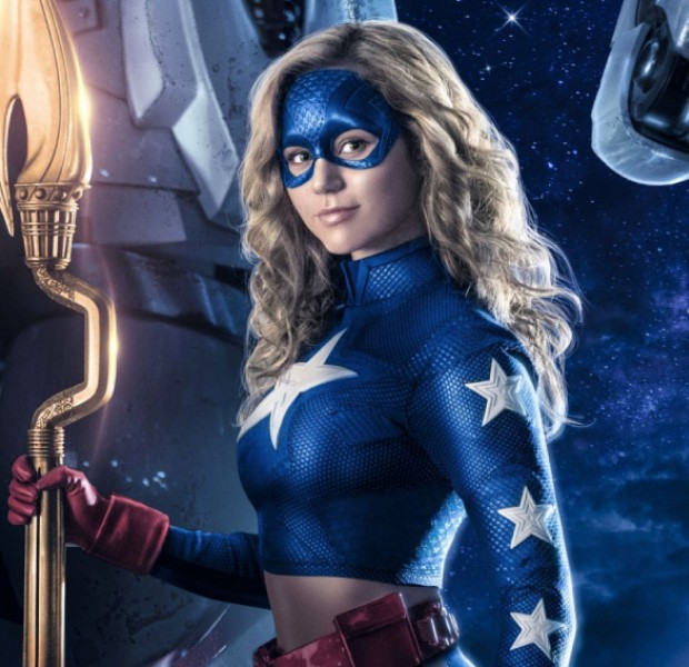 Brec Bassinger finds her inner superhero in Stargirl