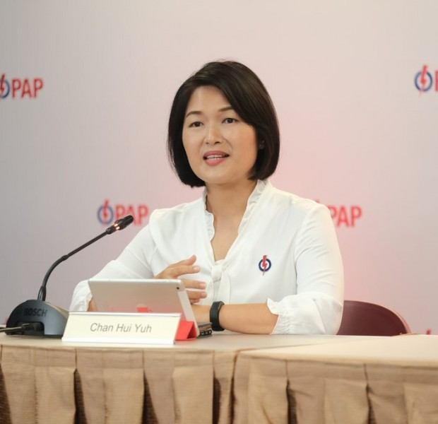 Chan Hui Yuh, almost PAP's Aljunied candidate in 2015, set to contest GE2020