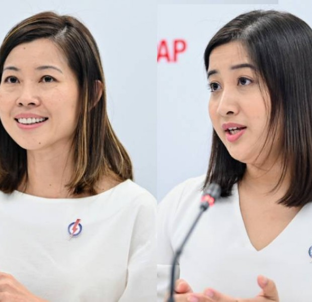 GE2020: PAP unveils candidates for Ang Mo Kio GRC, including new faces Ng Ling Ling and Nadia Ahmad Samdin
