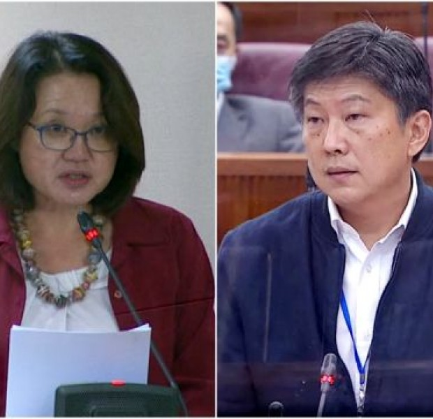 Workers' Party MP Sylvia Lim questions NTUC's involvement in administering government support scheme