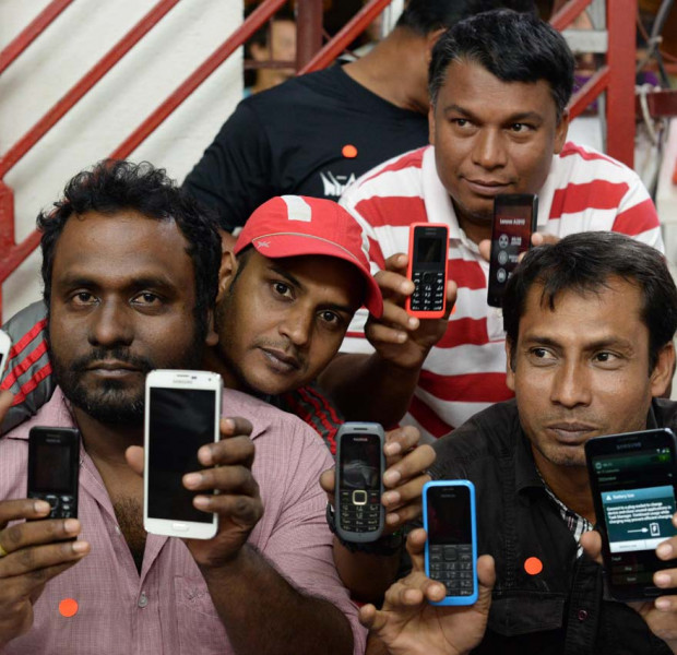 No more 2G network from April 1